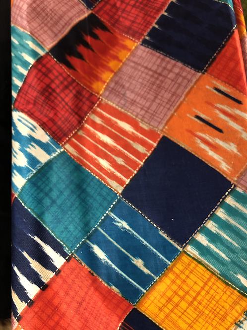 Mønstret Bomull 25