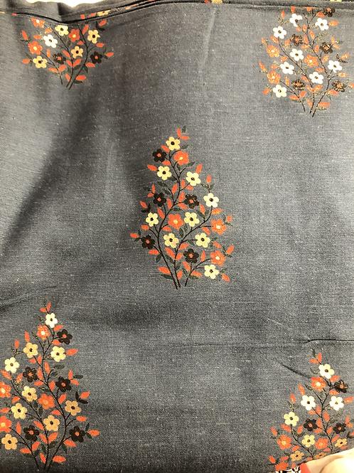 Mønstret Bomull 5