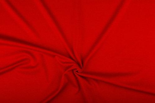 Rød Uni fleece