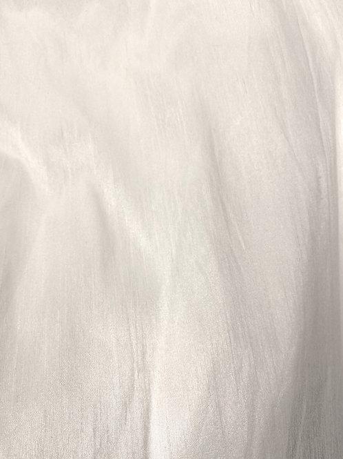 Semi-silke hvit