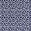 Thumbnail: Bomull Jersey Popcor Marineblå