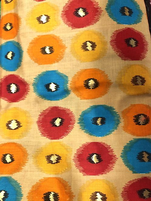 Mønstret Bomull 26