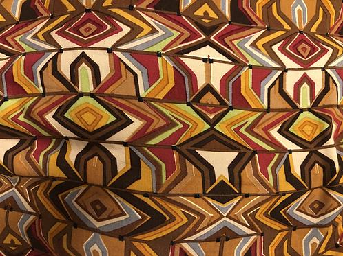 Mønstret Bomull 14