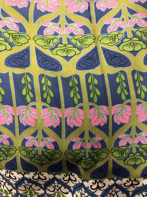 Mønstret Bomull 15