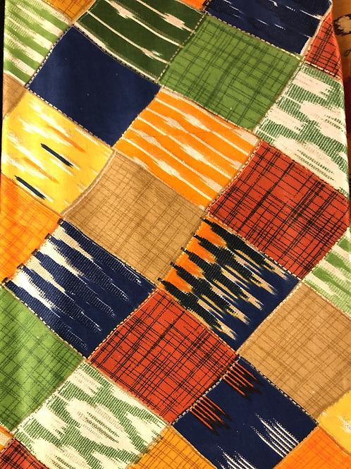 Mønstret Bomull 22