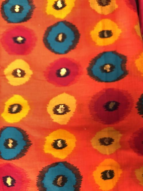 Mønstret Bomull 24