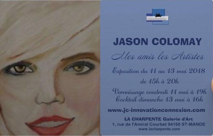 Mon exposition de peinture du 11  au 13