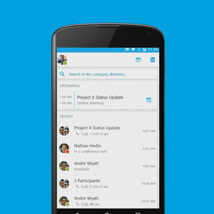Skype for Business Usability Study