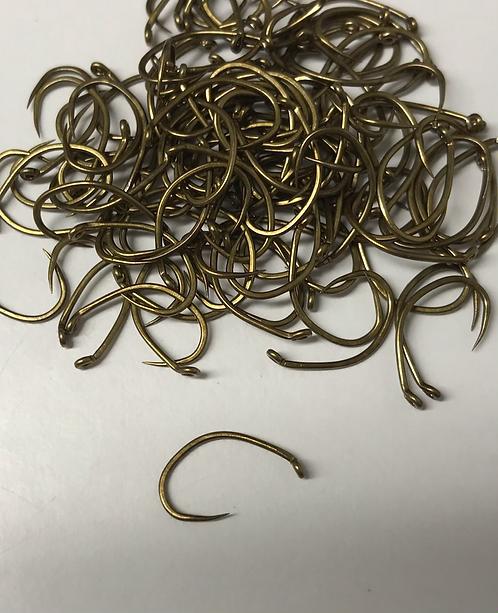 Contact Barbless Bronze Grubber (x100)