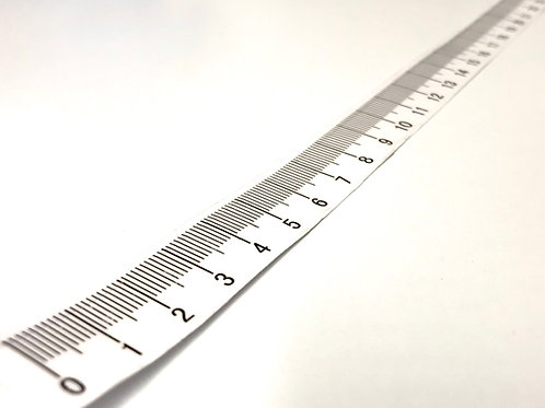 Fish measuring sticker (50cm)