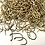 Thumbnail: Contact Bronze Blobber Barbless Hook (x100)