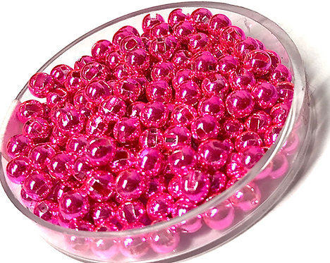 Slotted Metallic Hot Pink Tungsten x25