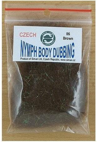 Siman Czech Nymph Body Dubbing