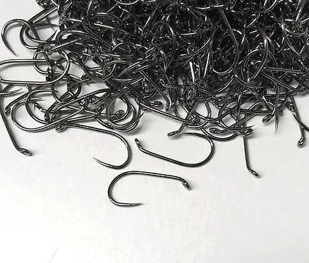 Contact Barbless Hooks - The Dry x25