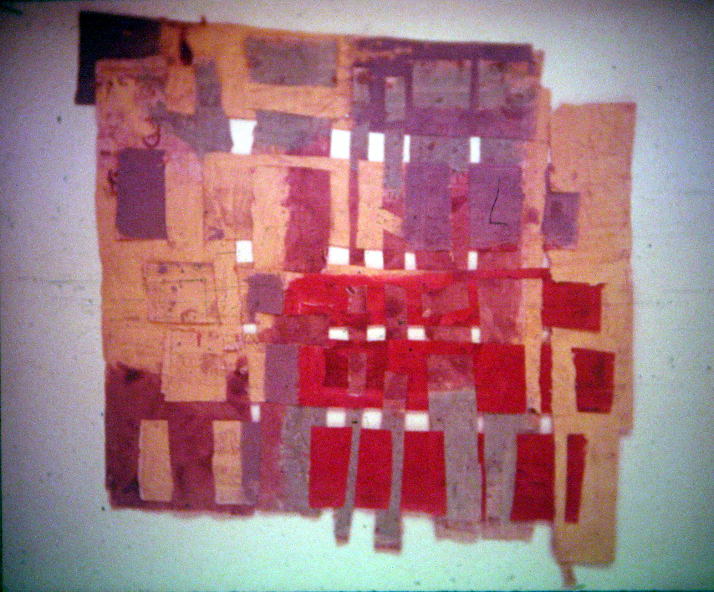 Paper Painting   1976   Roger Wong Gallery