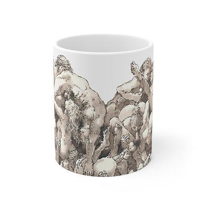 "James Wines ""Universal Valentine"" mug"