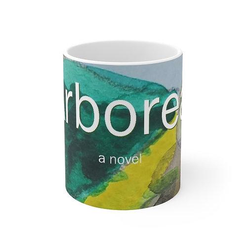Arborea Ceramic Mug 11oz