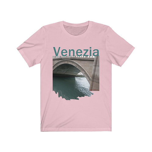 Venetian Water Under the Bridge unisex t-shirt