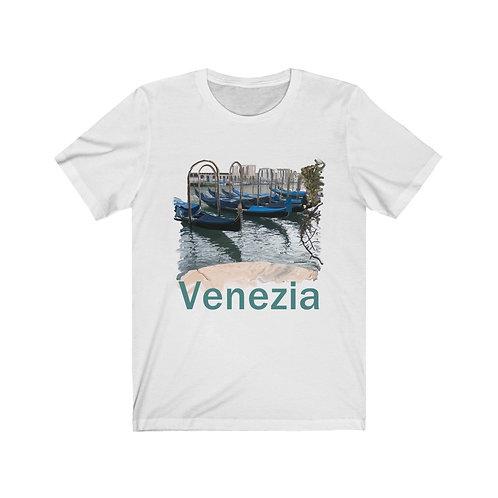 Venetian Gondolas Unisex t-shirt