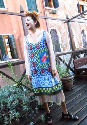Sicily Summer in Blue