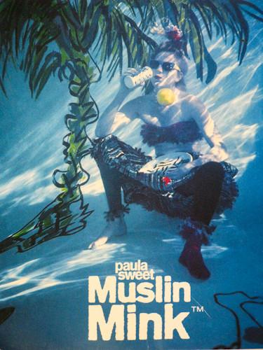 """Paula Sweet """"Muslin MInk"""""""