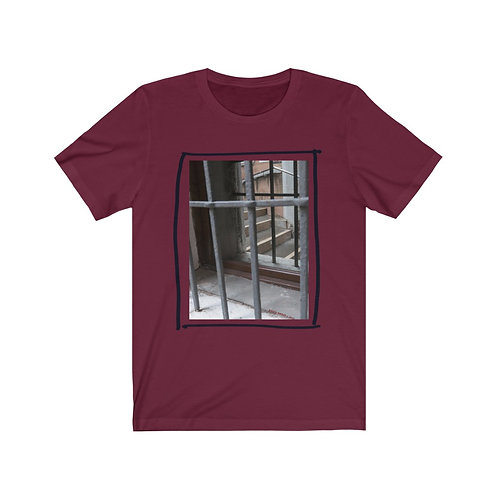 Venetian Window unisex t-shirt
