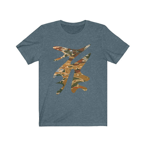 Evening Lagoon unisex  t-shirt