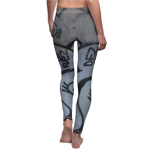 Miro-like Graffiti Leggings