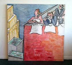 """Edge Cafe"" Tribeca NYC 1983"