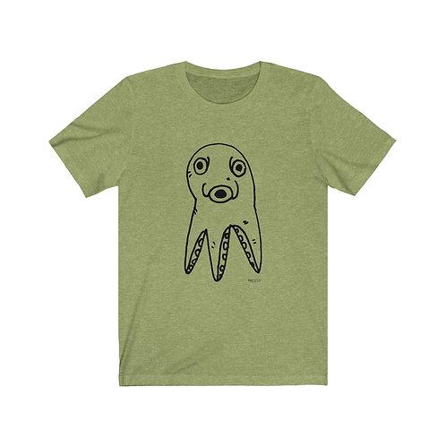 """""""Scuffed Octopus""""    Unisex Short Sleeve Tee"""