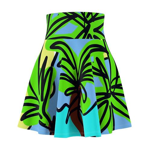 Paula's Proverbs Palm skirt