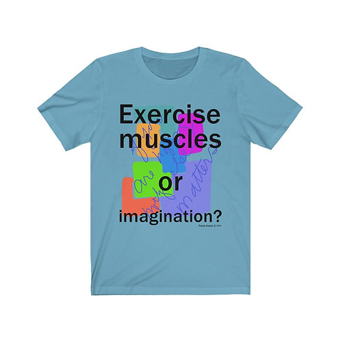 Paula's Proverbs Imagination T-Shirt
