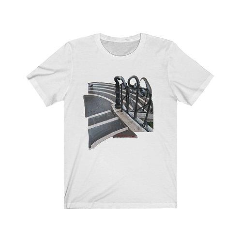 Venetian Stairways unisex t-shirt