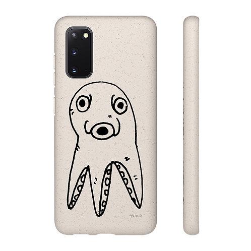 Scuffed Octopus by Marco Koren  Biodegradable Case