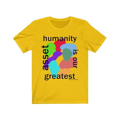 Paula Proverbs  Humanity T-Shirt