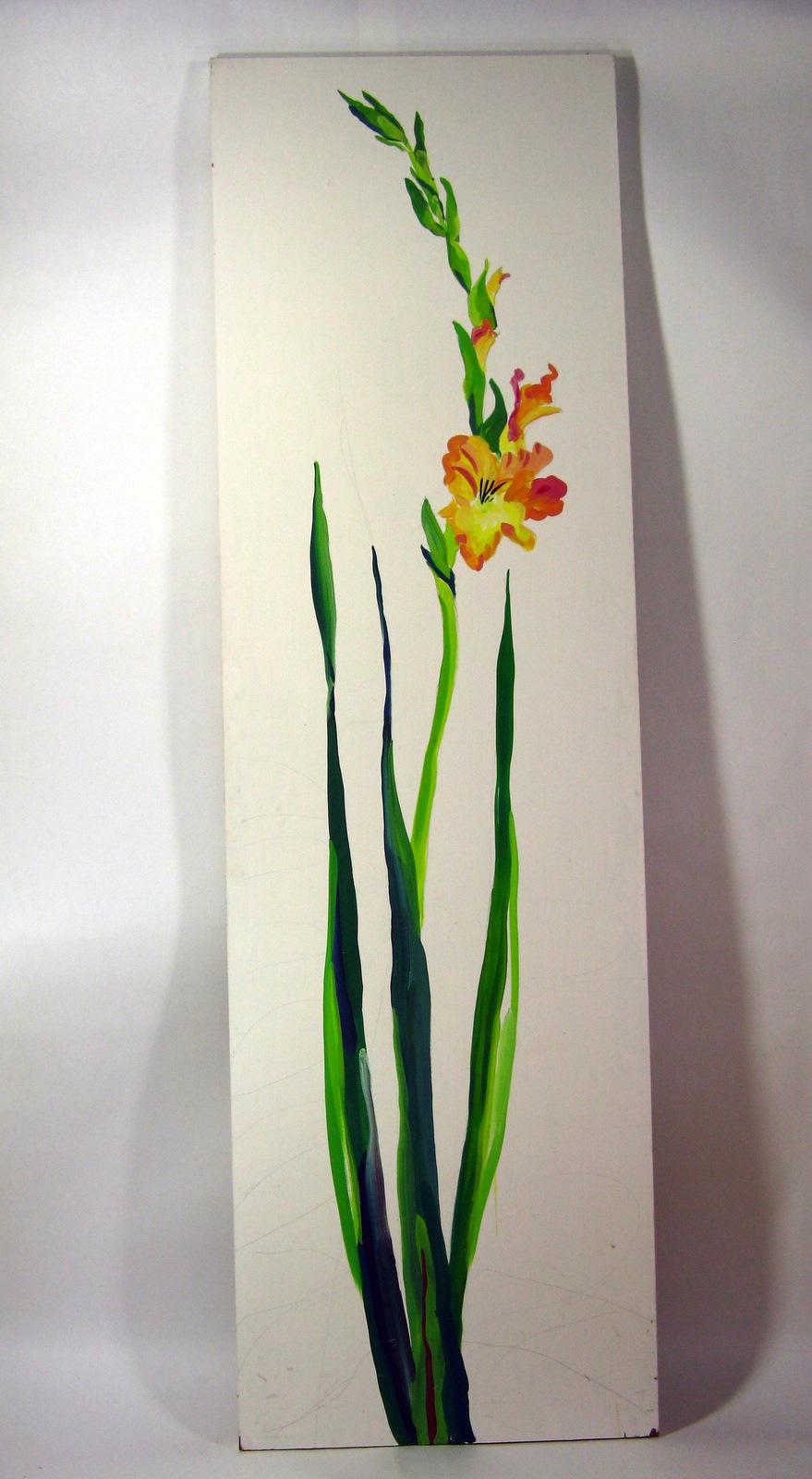 Gladiola.   2006