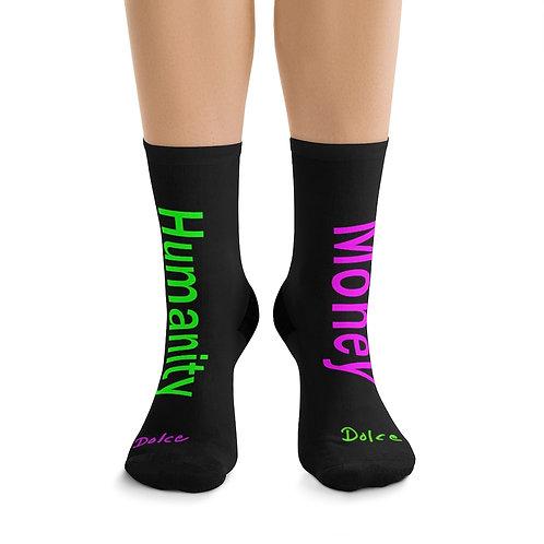 Paula Proverbs Money  Humanity  socks