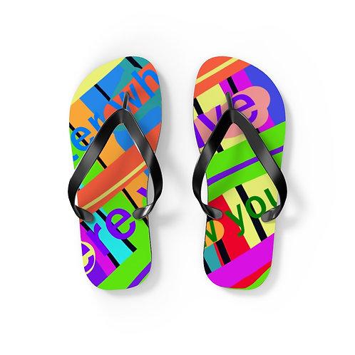 Feel Good Flip Flops