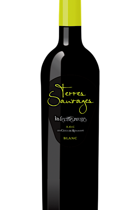 Terre Sauvages wit
