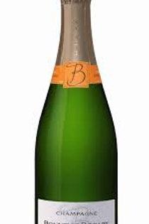 champagne traditon brut halve flesjes