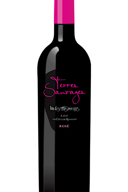 Terres Sauvages rose