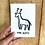 Thumbnail: Pakket 5 kaarten met enveloppe