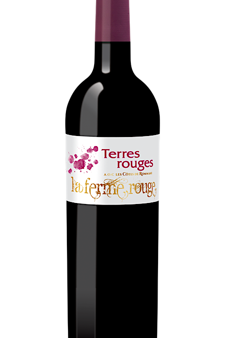 Terres Rouges rood