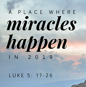 Pastor Andy Plunk - A Place Where Miracl