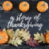 November 24, 2019- Psalm 107 - A Story o