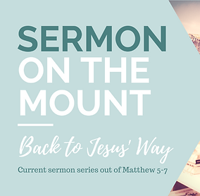 Sermon Series - Sermon on the Mount- Bac