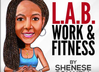 Episode 1: L.A.B. Work is up!
