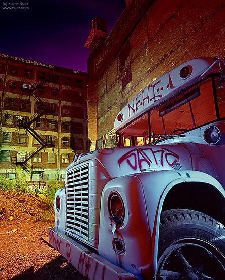 Alleys & Ruins no. 99, 4Give n 4Get (2007, Kansas City, MO, 9:45pm)