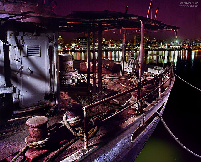 """oakland alameda boat """"ghost ship"""" ruins """"light painting"""" """"night photography"""" """"art photography"""" """"long exposure photography"""""""