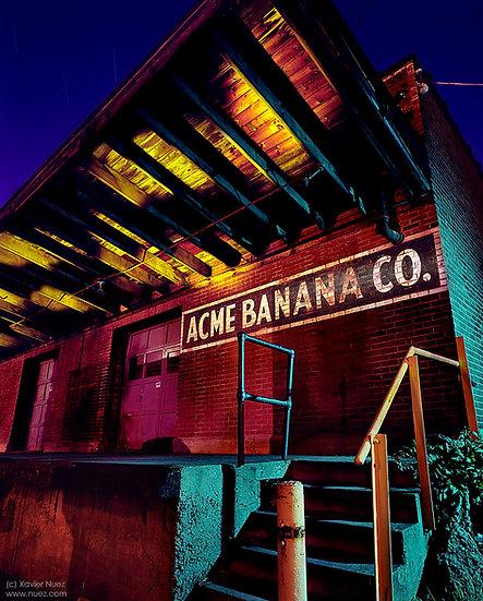 "Pittsburgh acme banana urban ruins abandon ""the strip"" ""light painting"" ""night photography"" ""art photography"" ""long exposure"""